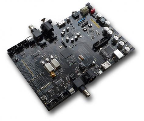 FPGA-XMOS EVB | Audiopraise